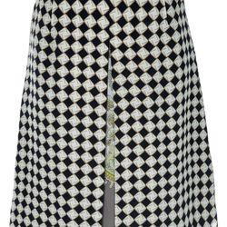 "<a href=""http://www.farfetch.com/shopping/women/maliparmi-silk-printed-skirt-item-10261738.aspx""><strong>Malìparmi</strong> silk printed skirt</a>, $210 on FarFetch"