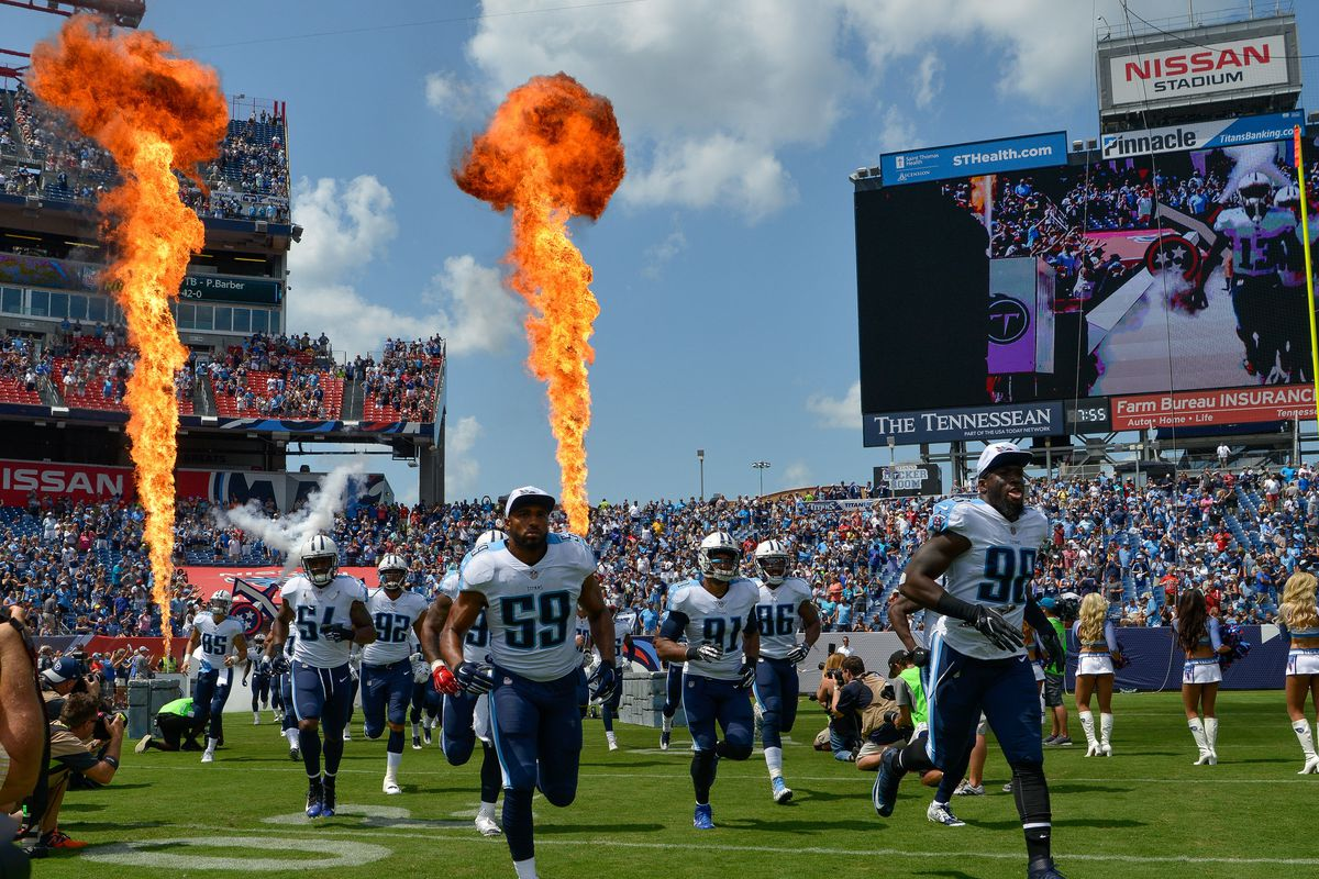 Too Early Tennessee Titans 53 Man Roster Projection Music City