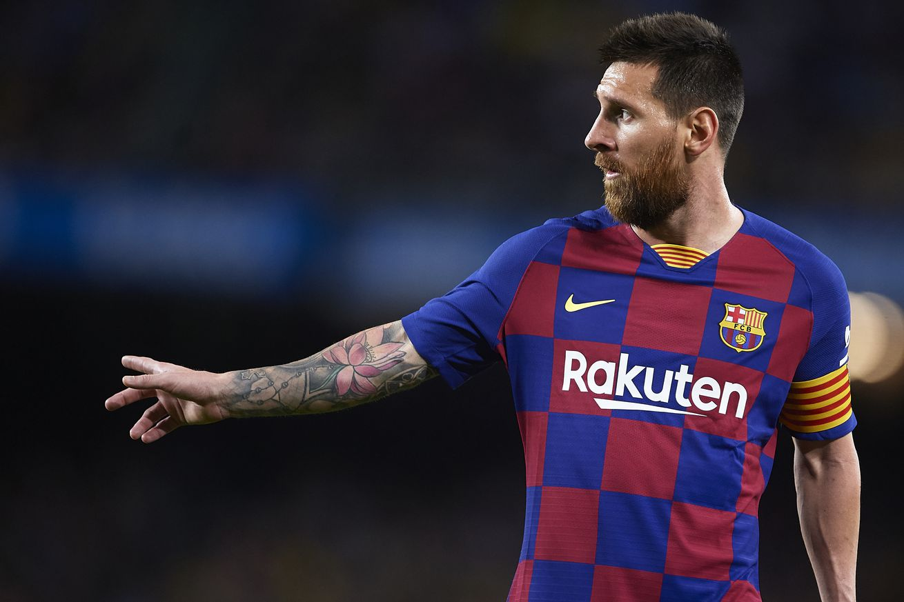 Coaching Messi ?would give me headaches,? says Sociedad boss