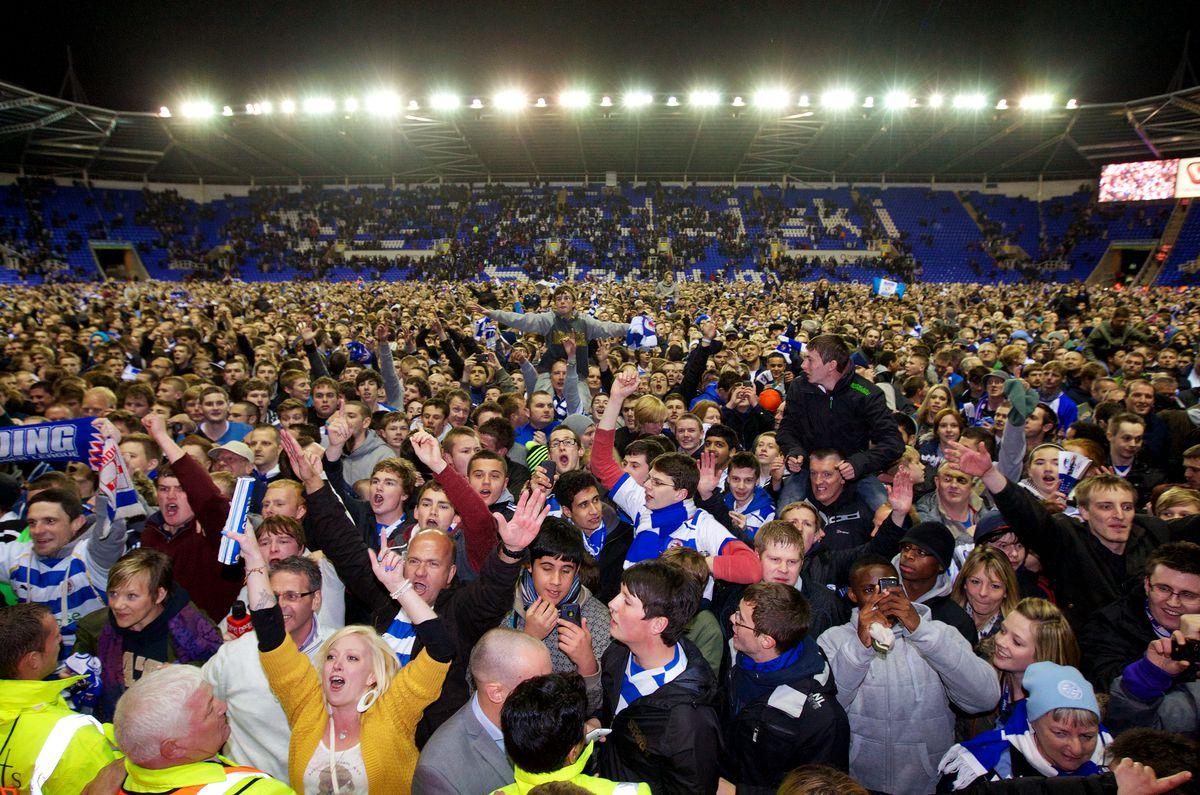 Soccer - npower Football League Championship - Reading v Nottingham Forest - Madejski Stadium