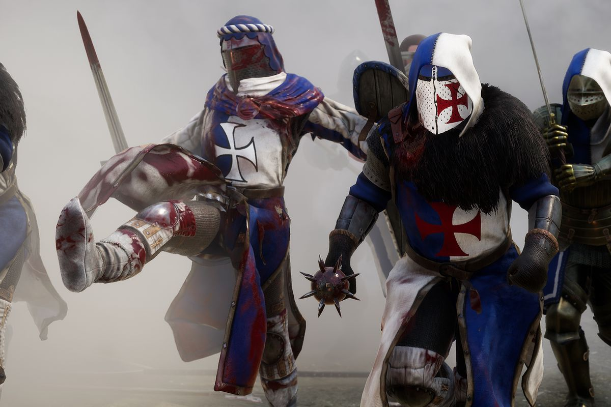 Mordhau beginner's guide - Polygon
