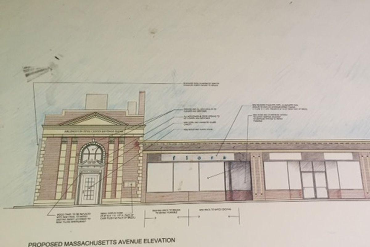 Construction plans for Financier