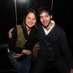Patricia Sirera and Alejandro Castro