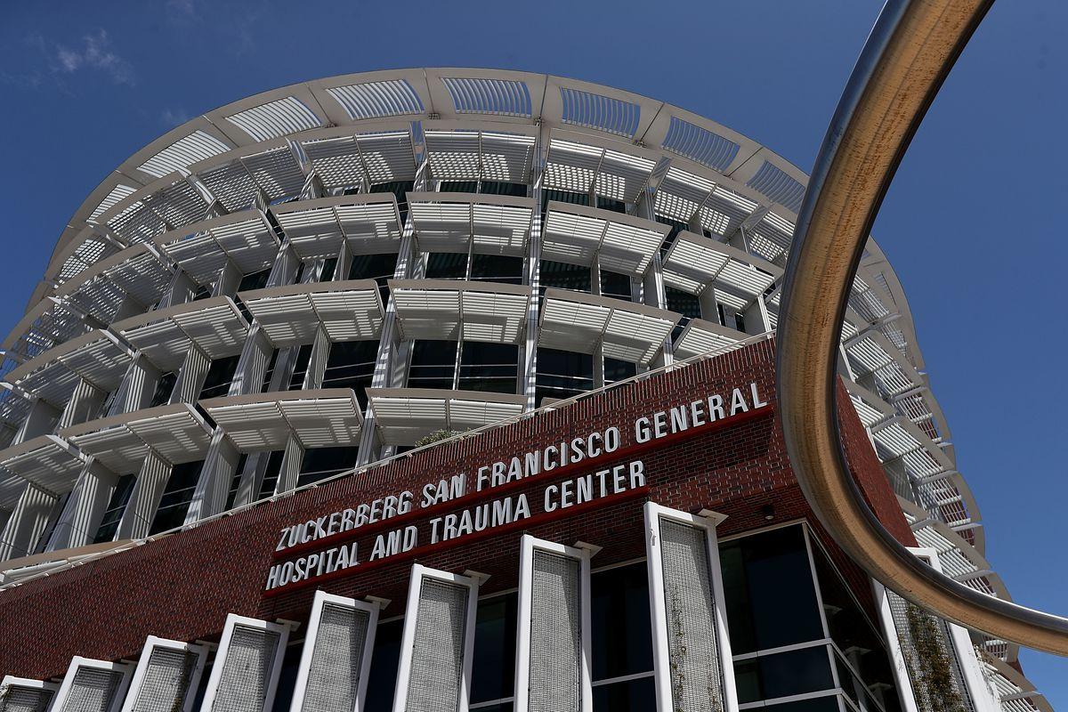 The Priscilla Chan And Mark Zuckerberg San Francisco General Hospital And Trauma Center