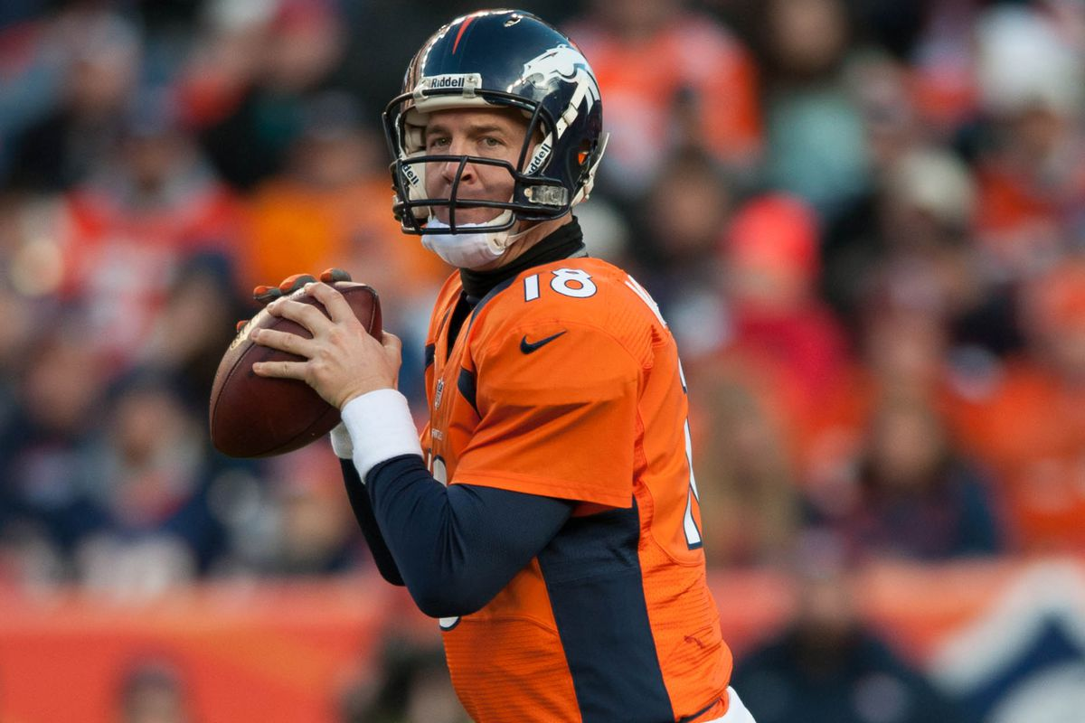Peyton Manning and the  Broncos look like the best team in the NFL heading into the final week of the regular season.