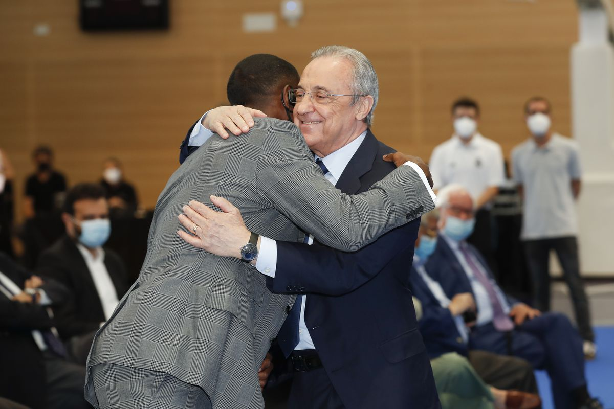 Real Madrid Unveil New Signing David Alaba
