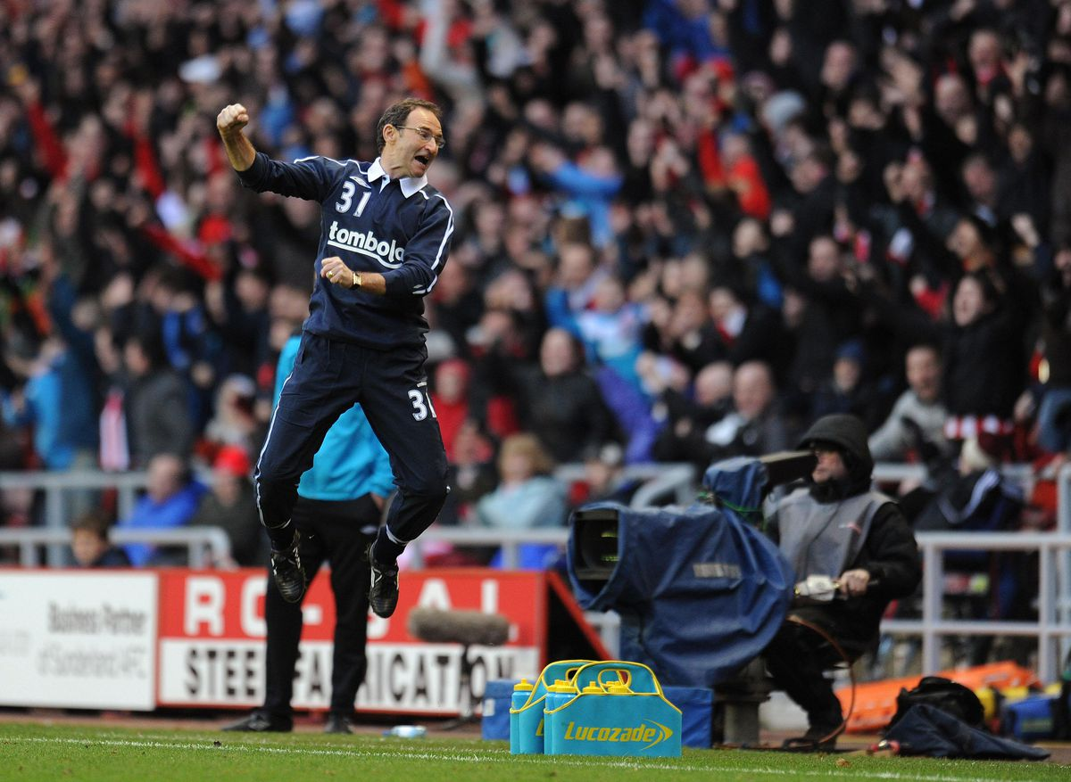 Soccer - Barclays Premier League - Sunderland v Blackburn Rovers - Stadium of Light