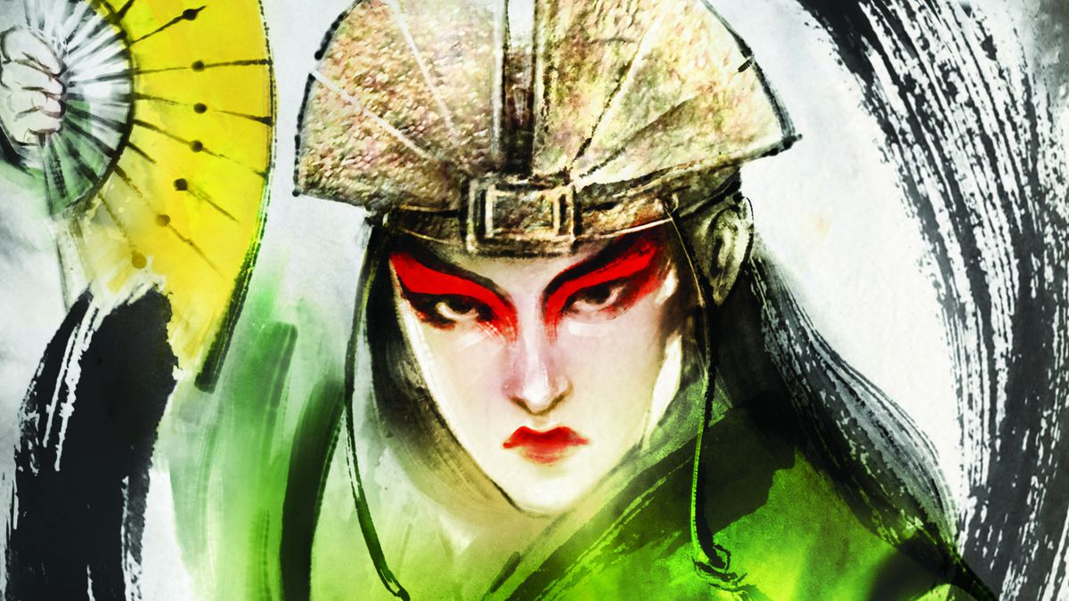 The Rise of Kyoshi author on adding a new, queer story to Avatar