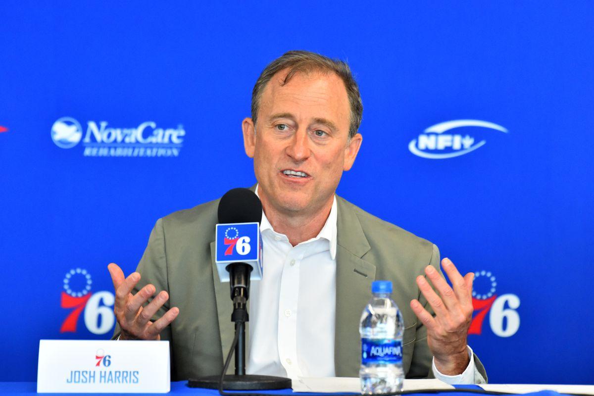 Philadelphia 76ers Introduce Al Horford, Josh Richardson, Kyle O'Quinn, and Raul Neto