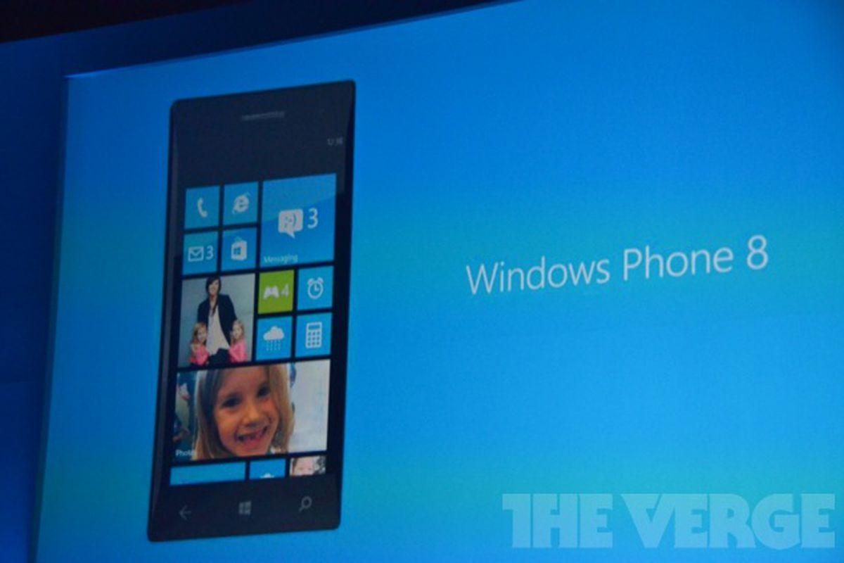 Gallery Photo: Windows Phone 8 new start screen