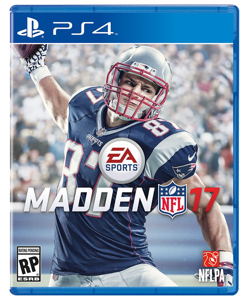Madden NFL 17 cover (PS4) 827
