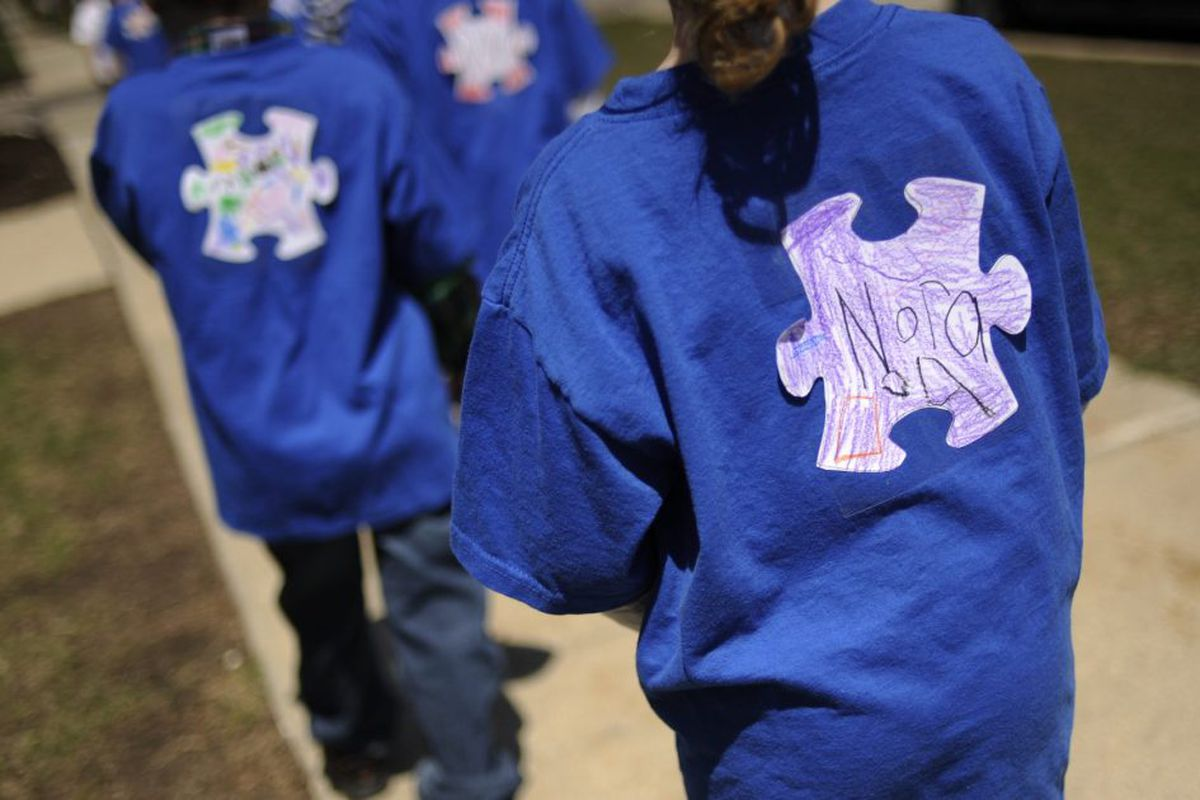 Autism Risk Climbs With Number Of >> Autism Rates Continue To Climb Chicago Sun Times