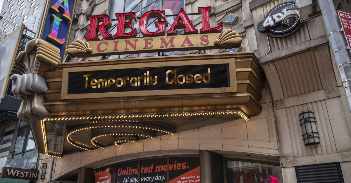 Bond was the last straw: Regal and Cineworld will reportedly close all theaters in US and UK next week