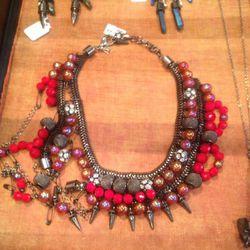 Assad Mounser necklace, $321