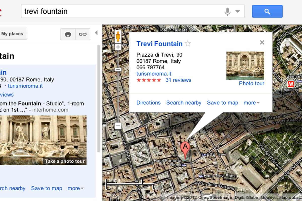 Google Maps Photo Tours
