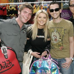 Neither could Tara Reid, who would become one of Von Dutch's most enthusiastic supporters.