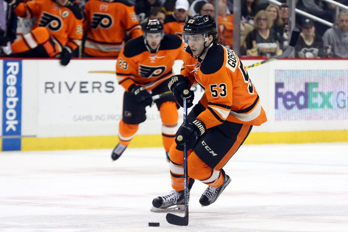 8fc422666 Shayne Gostisbehere s advanced stats aren t great