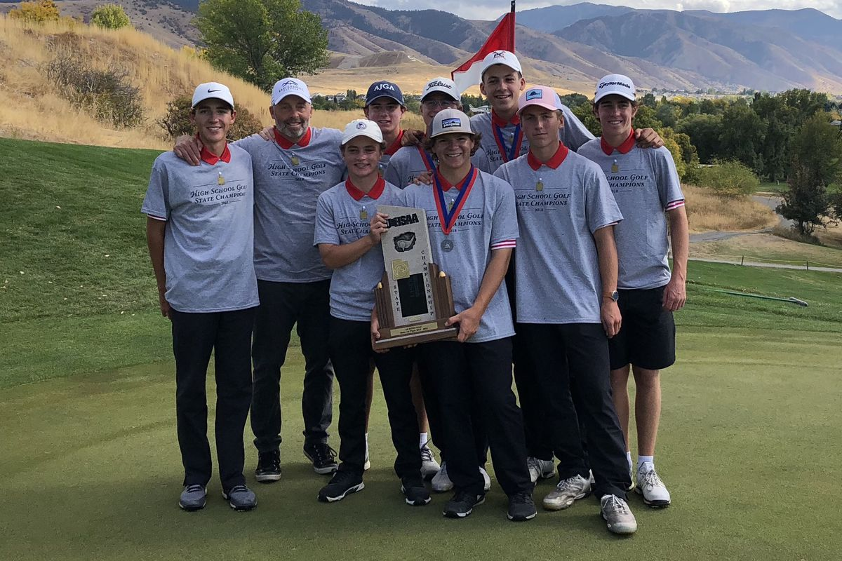 Park City's golf team captured its 11th straight state championship on Tuesday during the 4A state golf tournament at Birch Creek Golf Course in Smithfield.