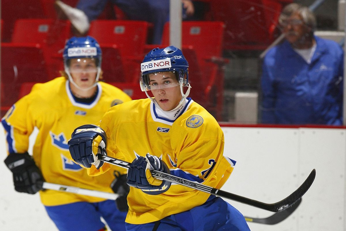 2007 USA National Junior Hockey Festival:USA Hockey Team Blue v Team Sweden USA Hockey Team Blue V Team Sweden