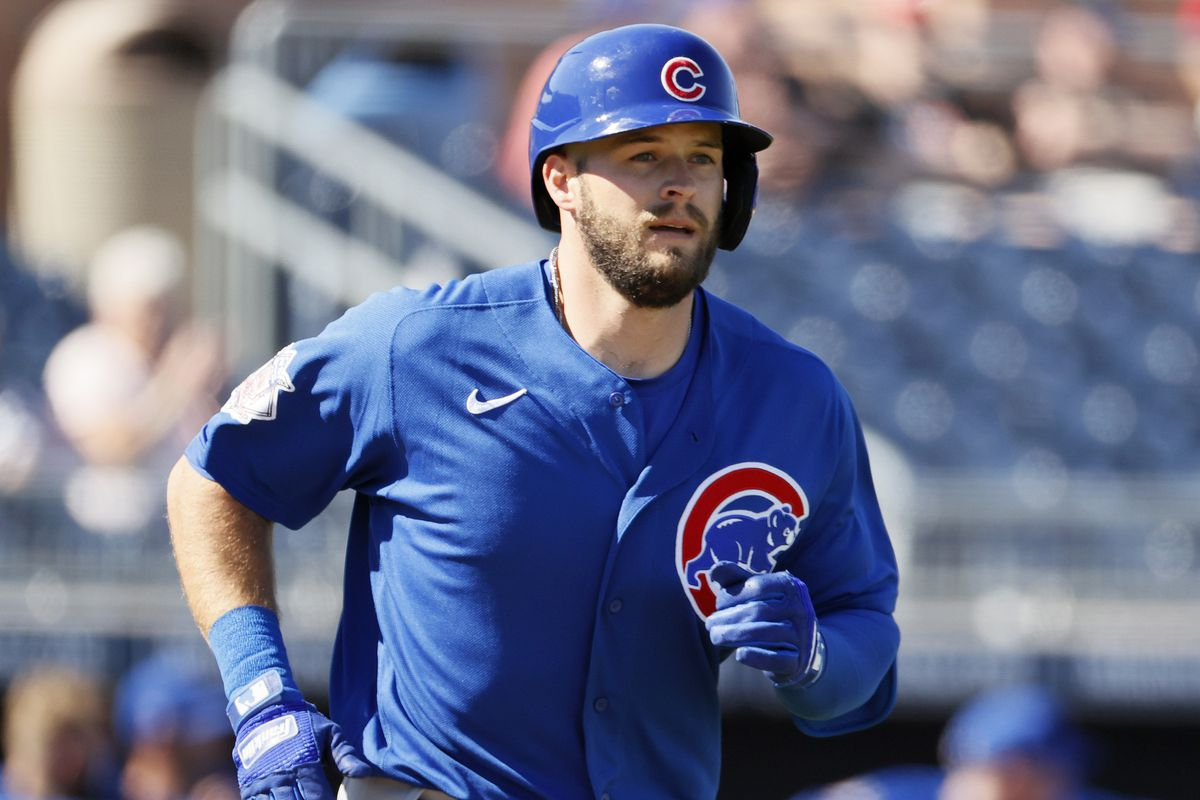 """''Who doesn't love a good competition?'' the Cubs David Bote said. ''That's just what we're here for — to compete for jobs all the time."""""""