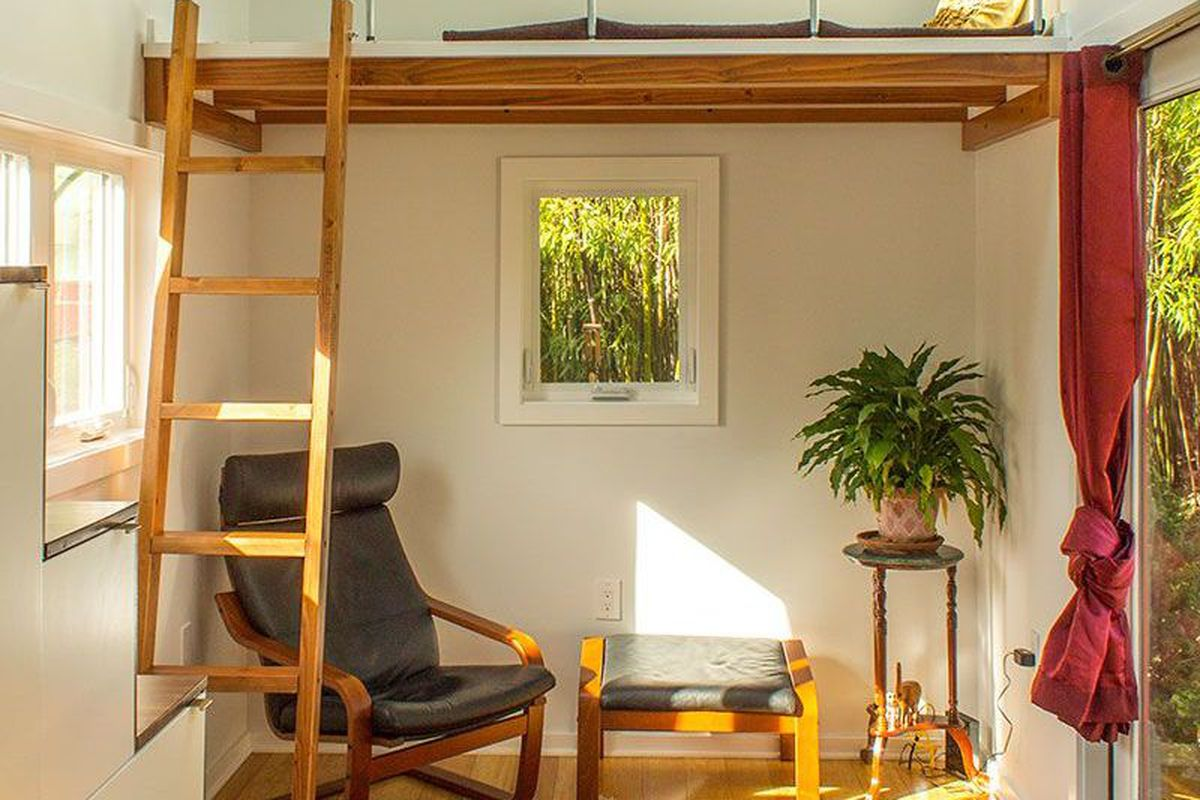 Inside The Hikari Box A Tiny House Design Available Through PAD Houses