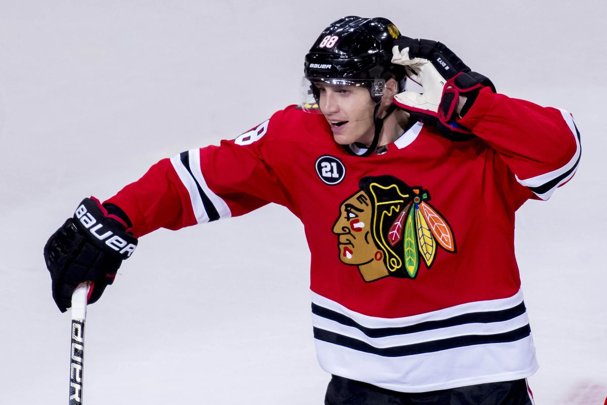 Stock Report: 3 up, 3 down from a busy weekend of Blackhawks ...