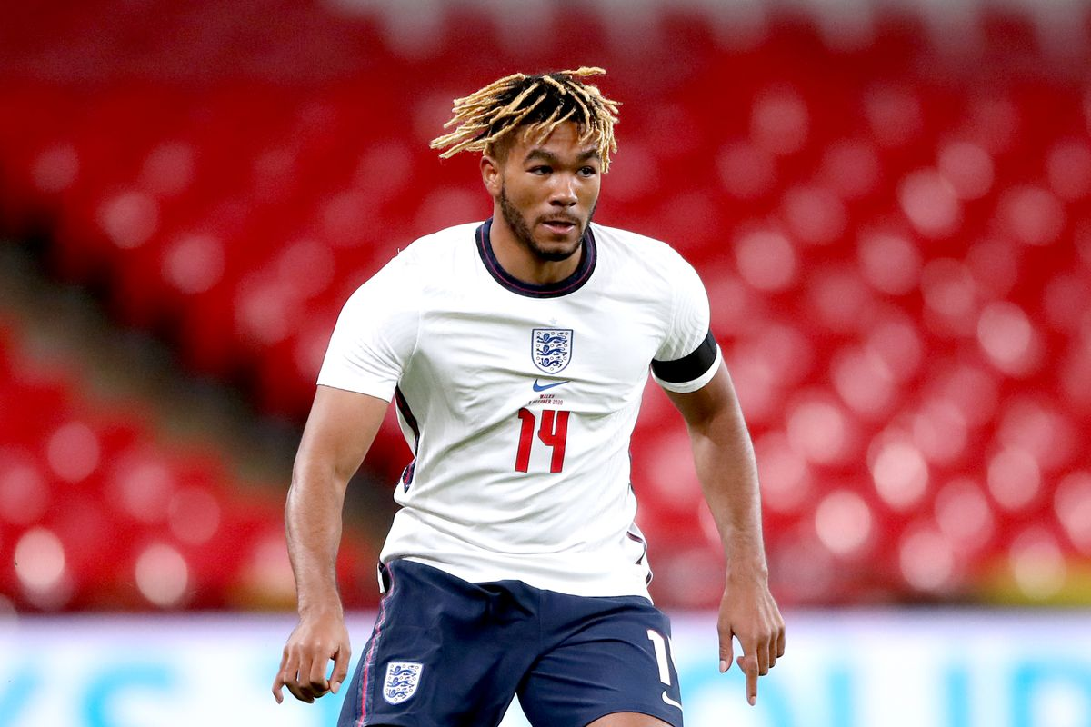Abraham, Chilwell, Sancho test negative, as Reece James makes England debut - We Ain't Got No History