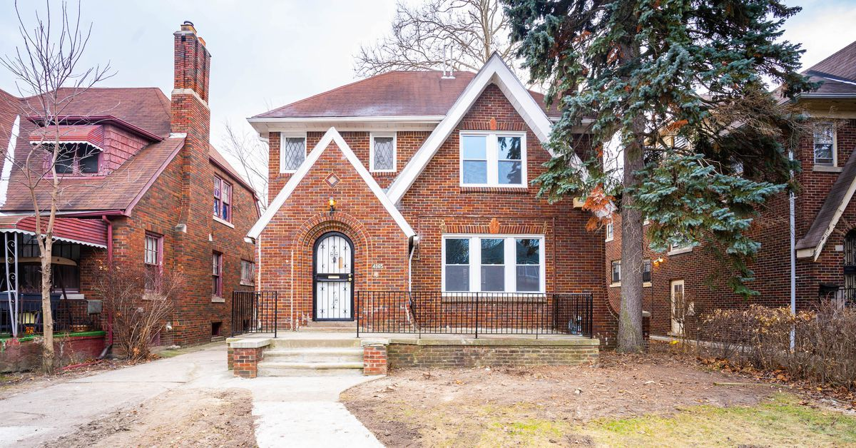 What $150K buys in Detroit right now