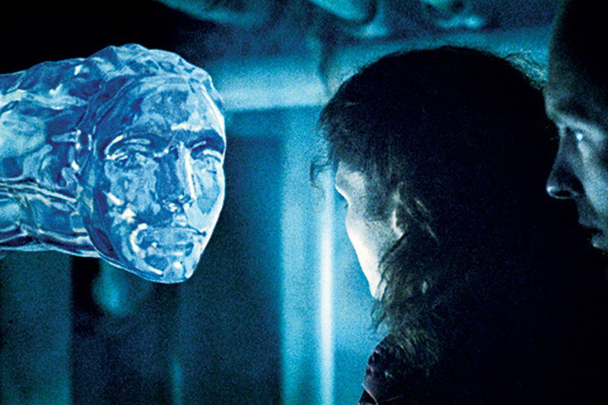 the abyss water face sfx