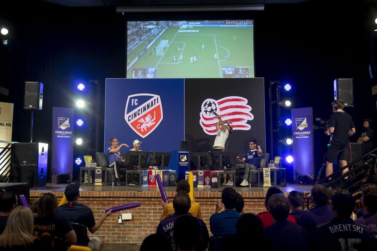 MLS: eMLS All-Star Challenge