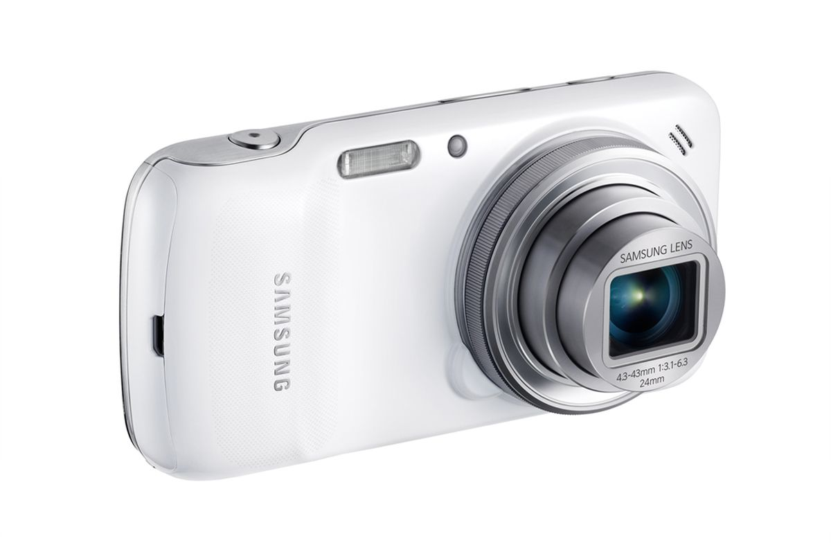 Samsung's Galaxy S4 Zoom official: 16-megapixel cameraphone with 10x