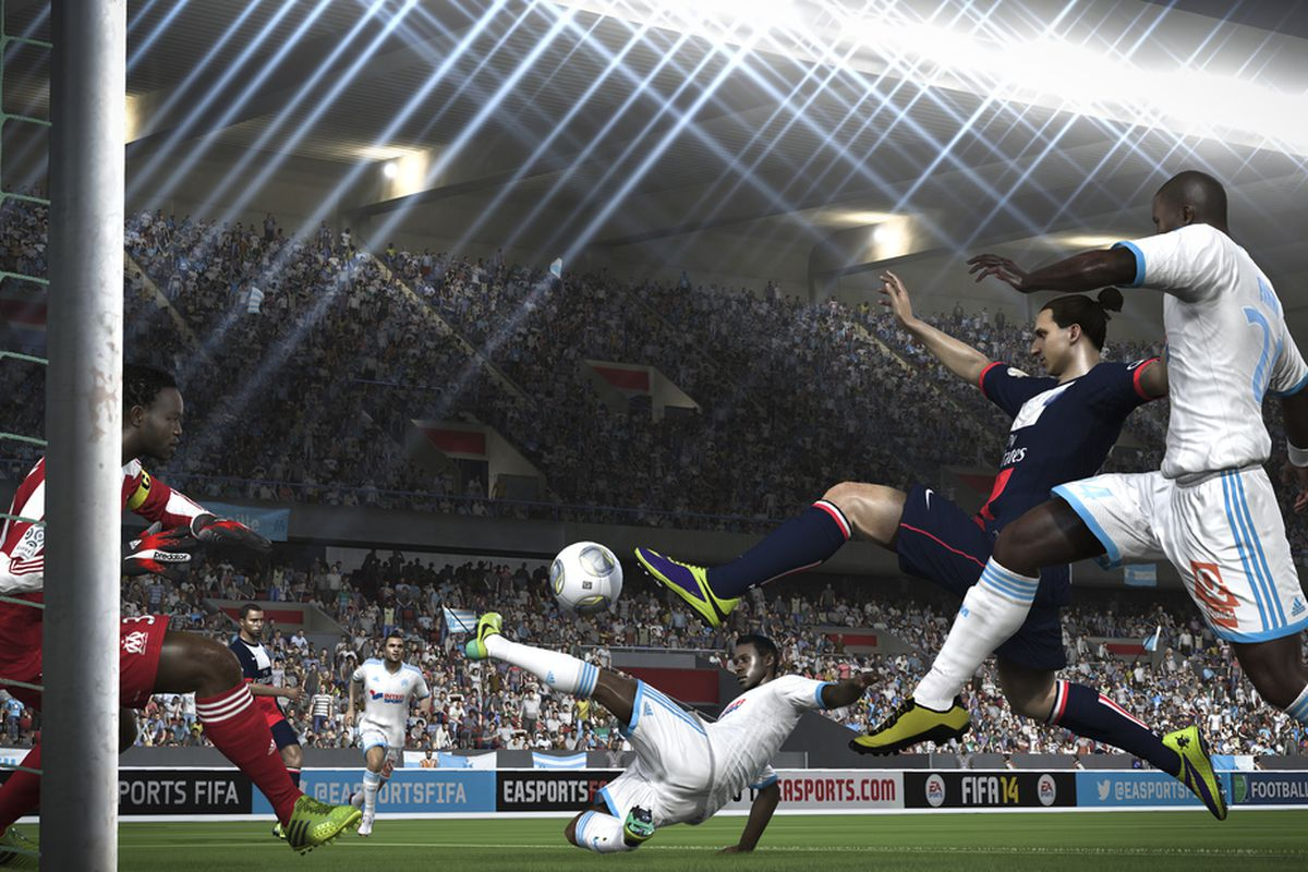 FIFA 14 crashes caused by booting up with two controllers, says EA