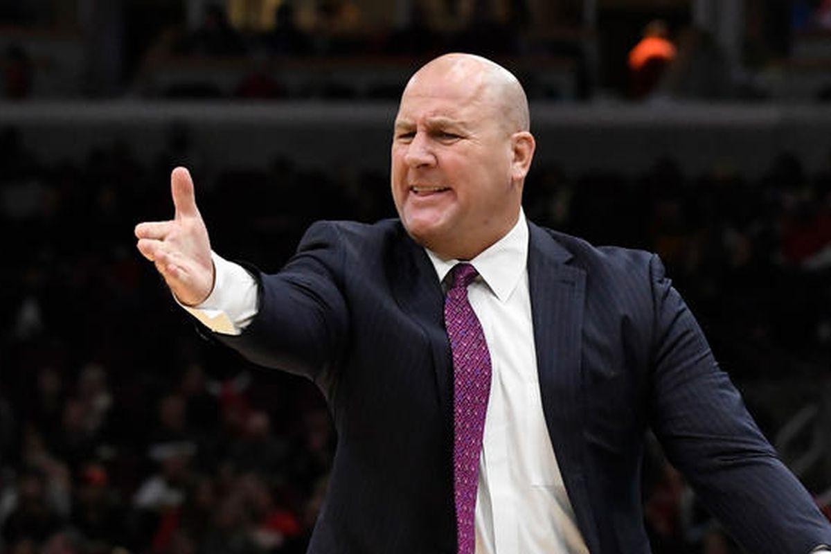 Financial considerations might save Jim Boylen's job with the Bulls.