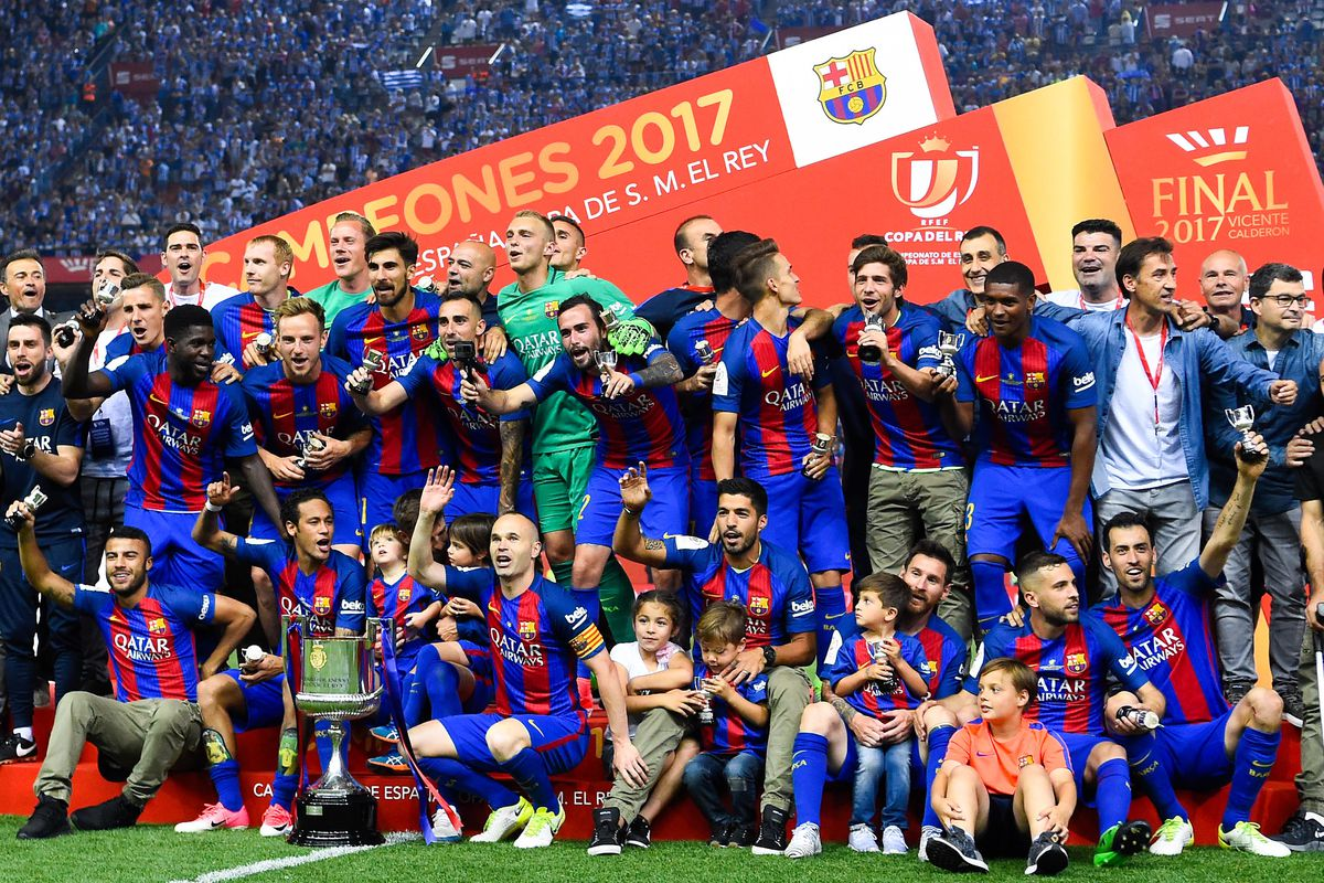 "Картинки по запросу ""Copa Del Rey Barcelona foto"""""
