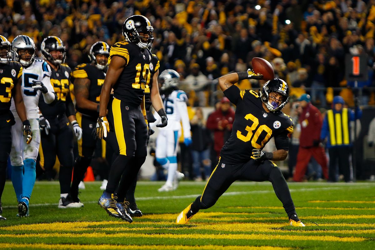 5cade81ce14 Knee jerk reactions to the Steelers' 52-21 Week 10 win over the ...