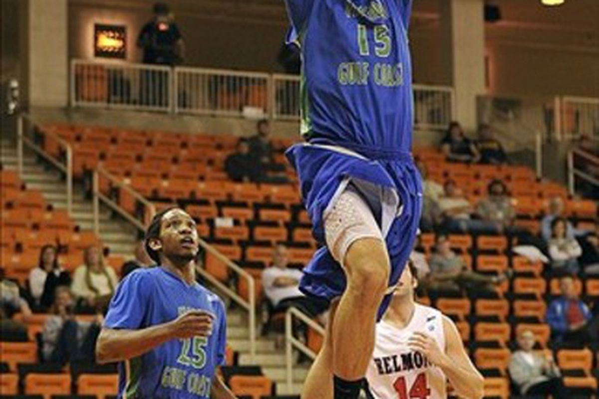Florida Gulf Coast is flying high for the future with their transfer additions.