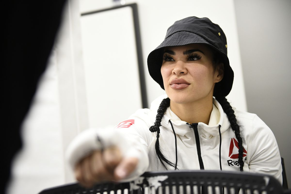 Former UFC flyweight Rachael Ostovich becomes the newest addition to the BKFC roster.