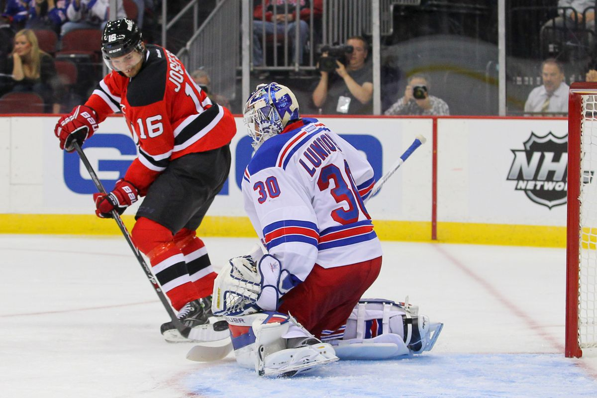 Henrik Lundqvist will play in tonight's preseason game.  Jacob Josefson may or may not play in tonight's preseason game.