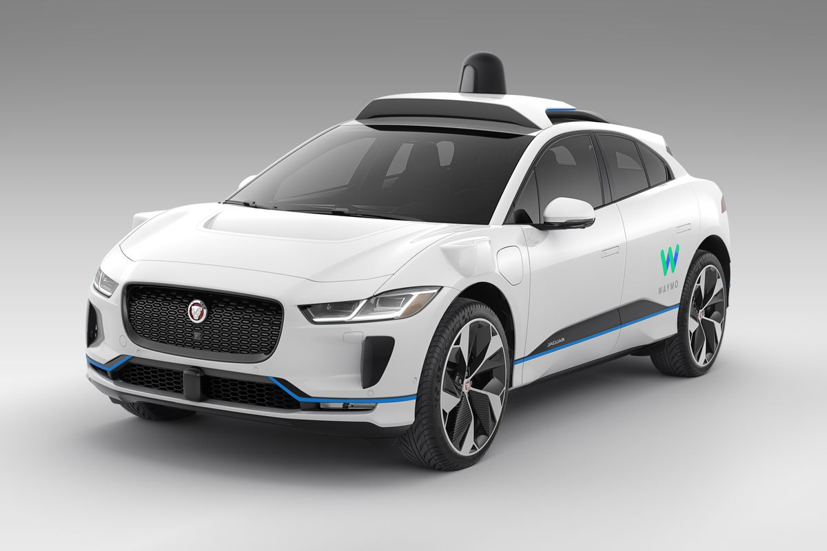 Waymo Self Driving Car Phoenix