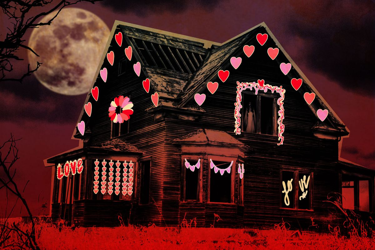 Will You Be My Nightmare: The Rise of the Valentine\'s Day Haunted ...
