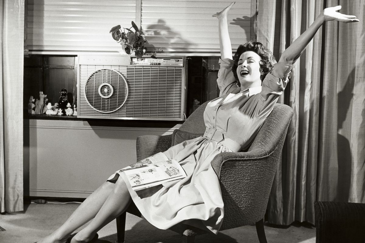 How Air Conditioning Shaped Modern Architecture And