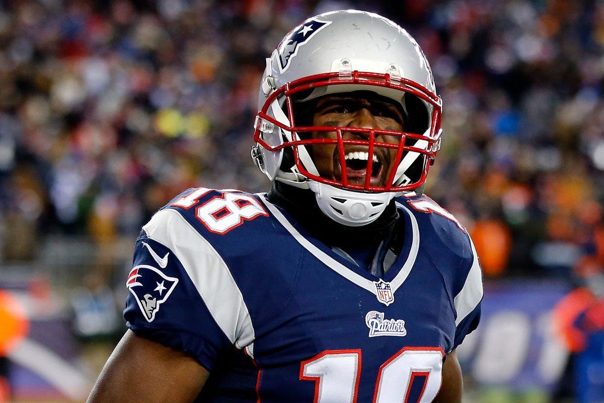 Matthew Slater is slated to become a free agent in 2015