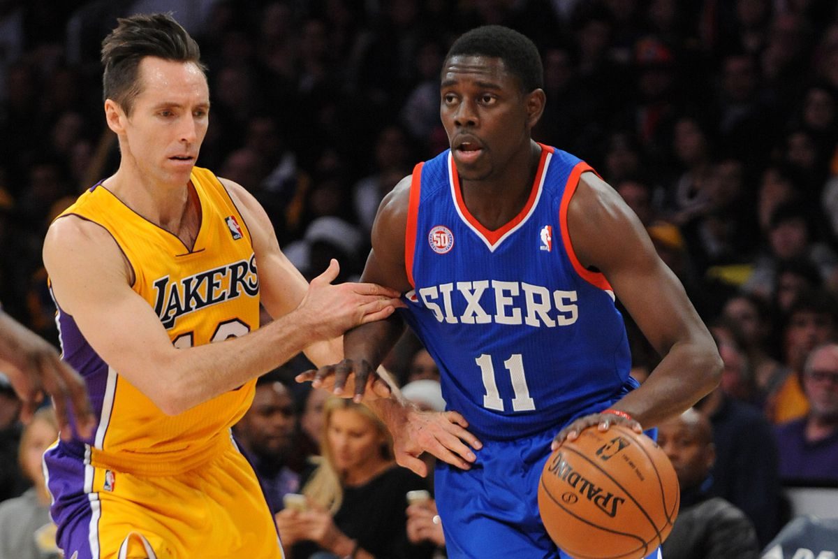 76ers vs  Lakers final score: Jrue Holiday leads Philly to