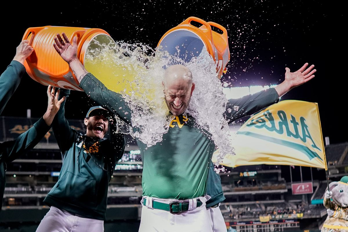 27 Best things about the Mike Fiers no-hitter - Athletics Nation
