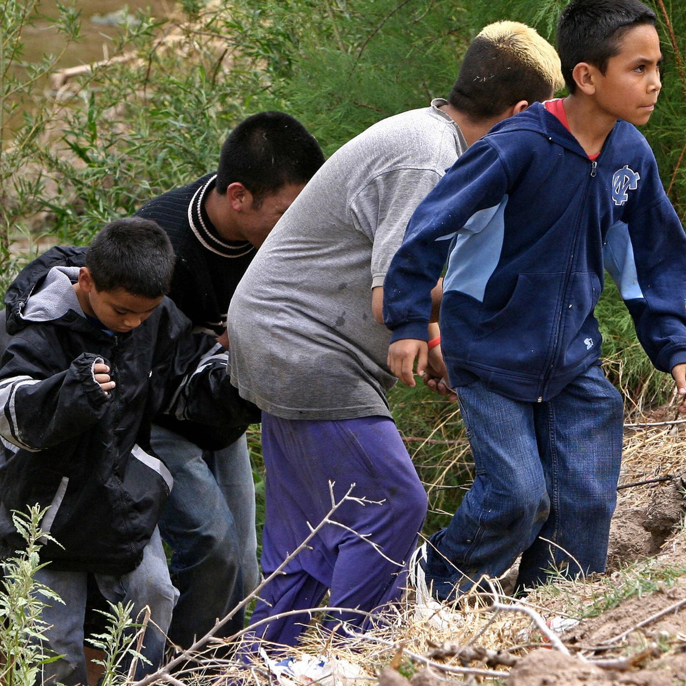 Study Most Kids Still Arent Screened >> 14 Facts That Help Explain America S Child Migrant Crisis Vox