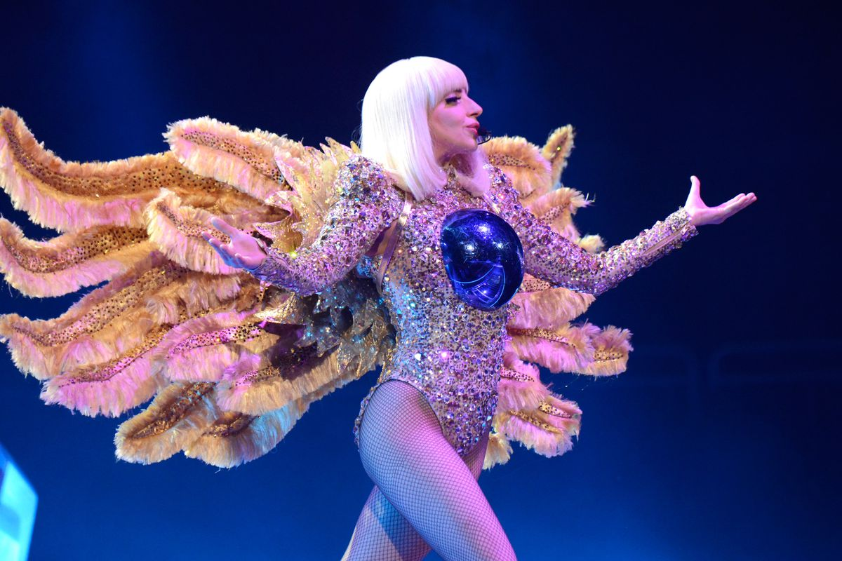 No matter how innovative Lady Gaga's music is, she can't get a patent for it.