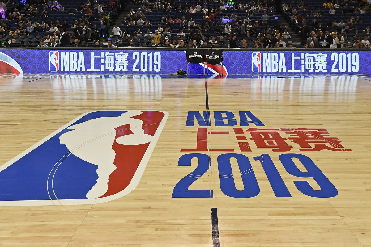 The NBA's silence on China