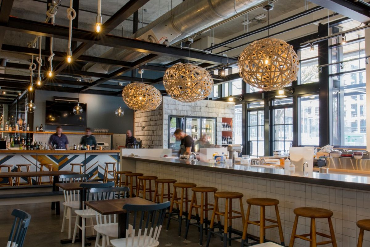 Maine Inspired Restaurant Hits South Lake Union Today