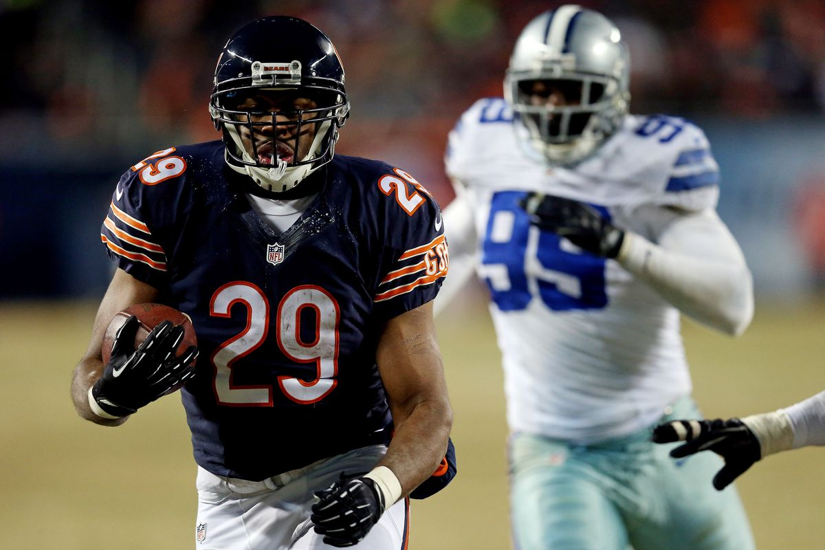 Michael Bush scored the final touchdown of an aicredible week 14 in the NFL.