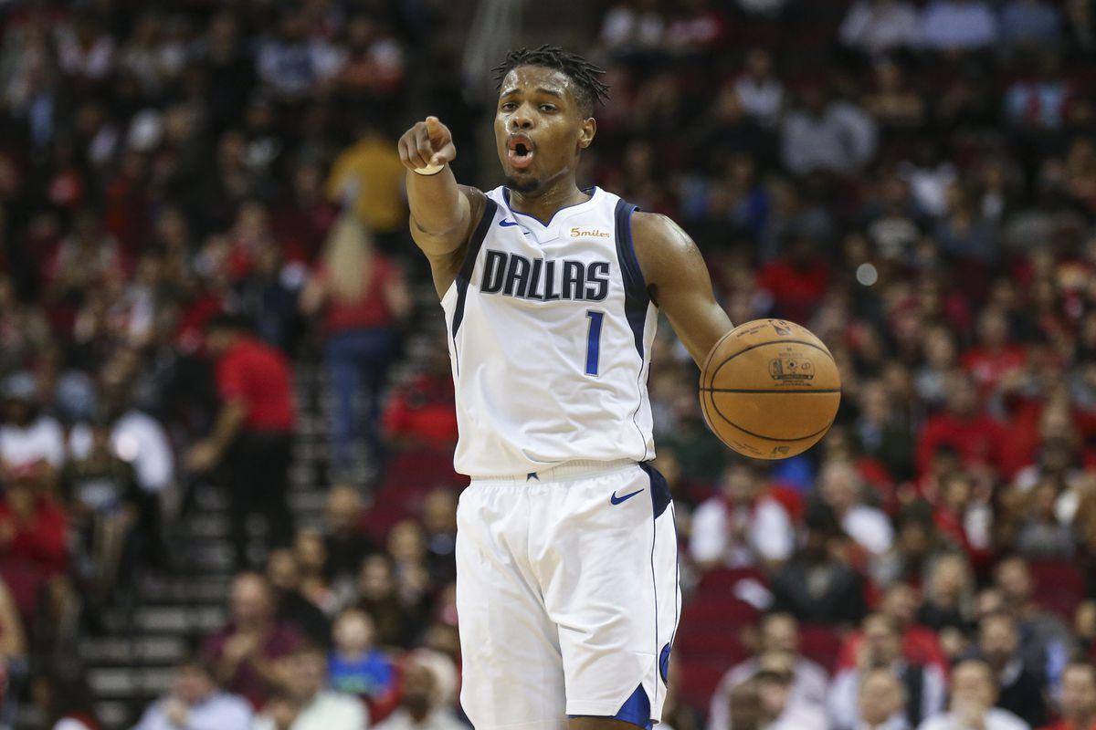 NBA: Dallas Mavericks at Houston Rockets